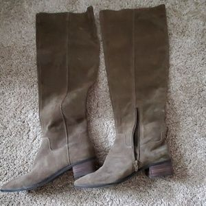 Boots/suede